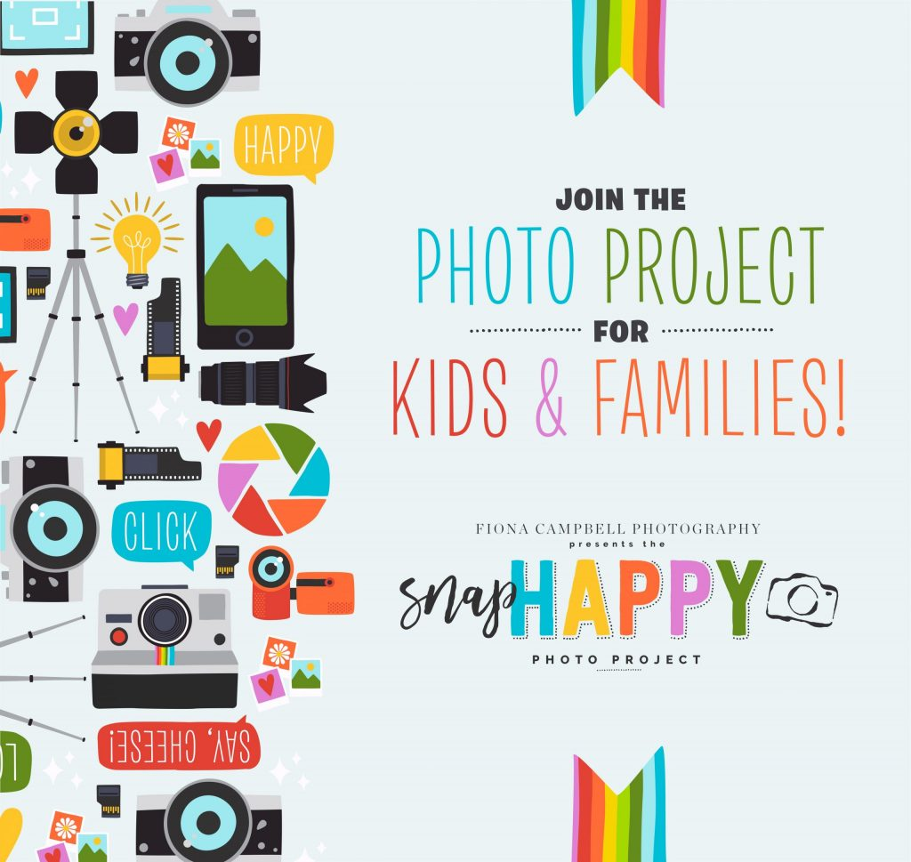 an interactive online photo course for kids aged 5 - 11
